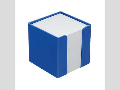 Jegyzetlaptartó, kék