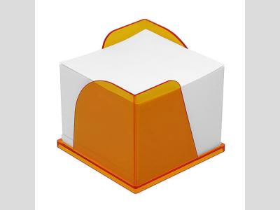 Extra jegyzetlaptartó, narancs