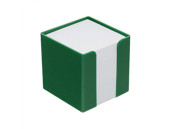 Jegyzetlaptartó, zöld