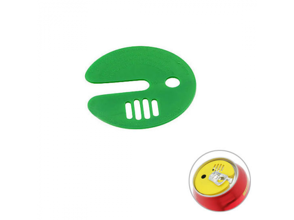 Italosdoboz fedél, zöld